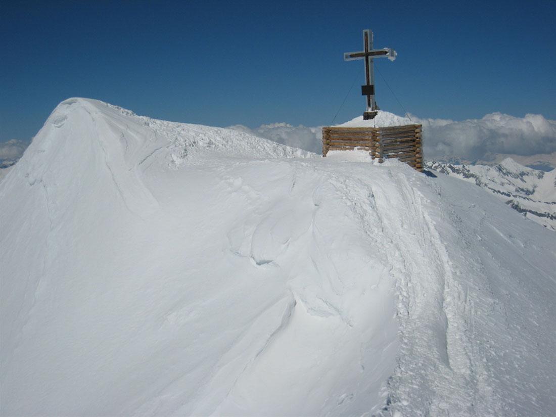 Gipfel Großvenediger