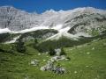 Auffahrt Karwendelhaus