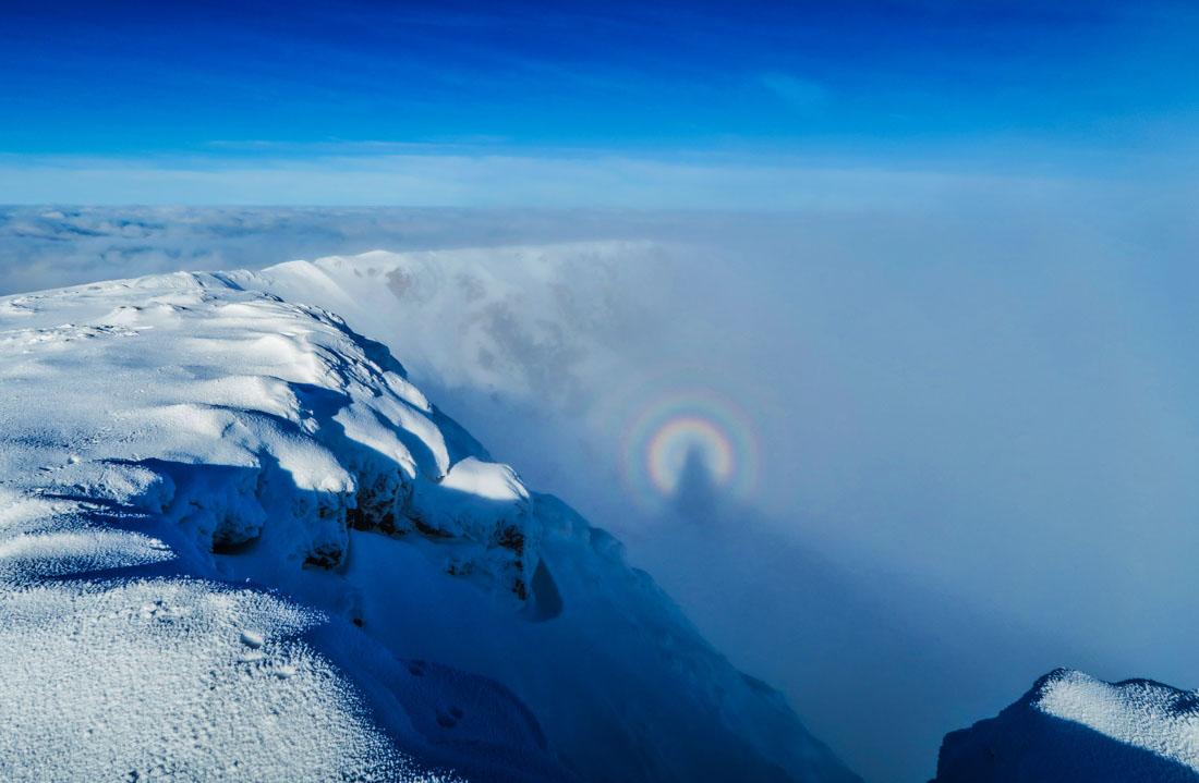 Glorie am Schneeberg