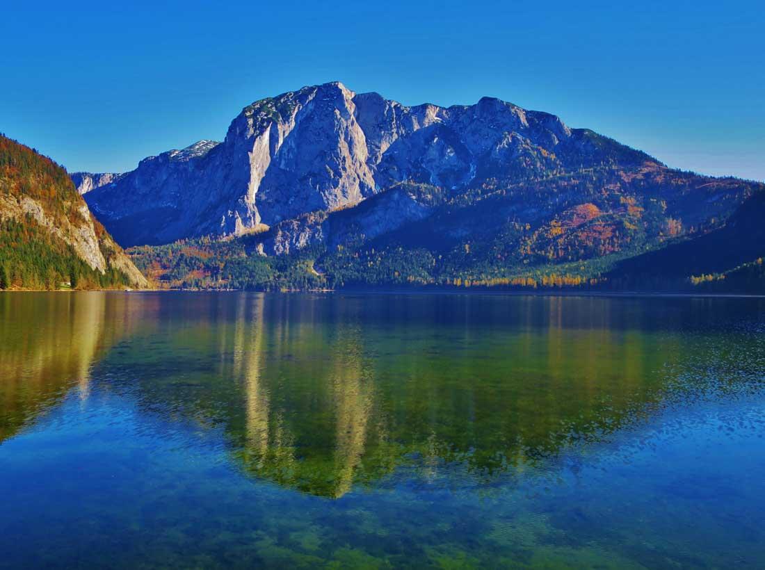 Altausseersee mit Trisslwand