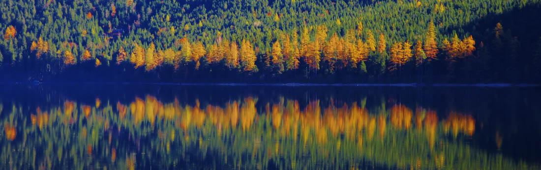 Herbststimmung am Altausseersee