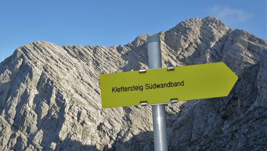 Klettersteig Buchstein : Gesäuse großer buchstein wettereck triestingtal at