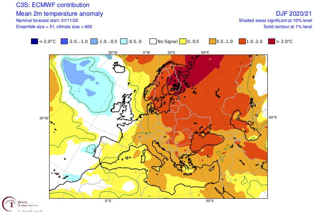 Winterprognose 2021